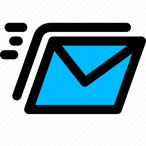 email, mass, message, send icon