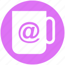 at, coffee, cup, drink, mug, tea
