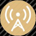 antenna, beacon, signal tower, tower, wifi signal antenna