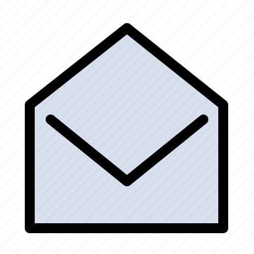 Business, mail, message, open icon - Download on Iconfinder