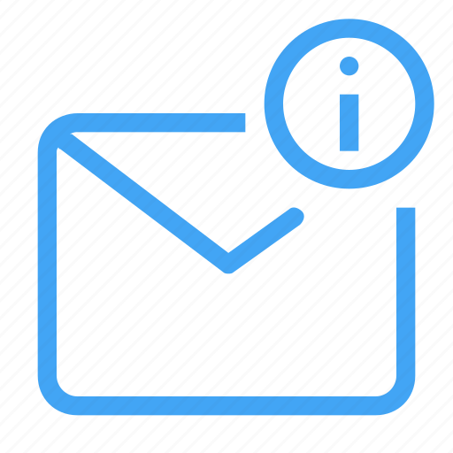 email, envelope, letter, mail, message icon icon