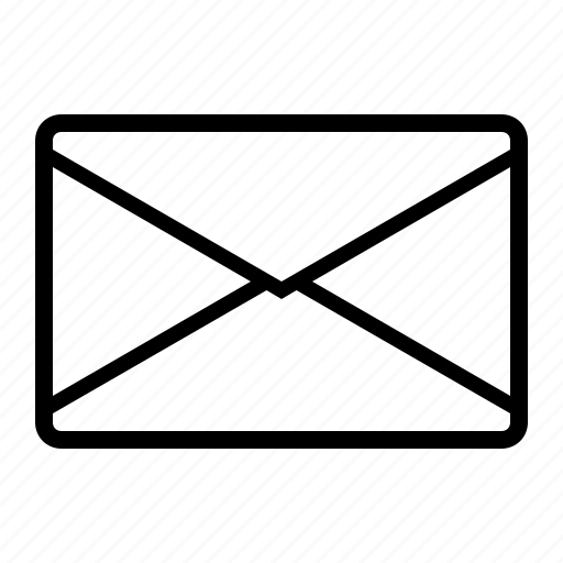 electronic mail, email, emails, envelope, letter, mails icon