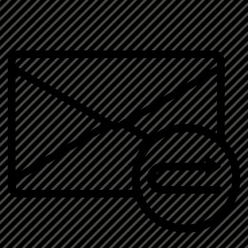 email replied, emails, mail replied, replied, reply, replying email, replying mail icon