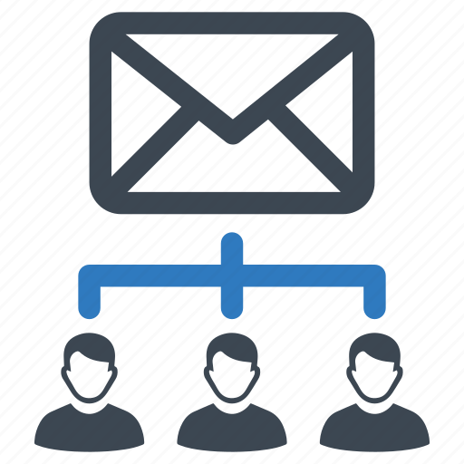 contact list, email, subscribers, subscription list icon