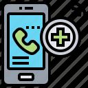 call, emergency, help, smartphone, urgent
