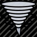 disaster, hurricane, storm, tornado, typhoon icon