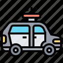 car, cop, emergency, police, siren