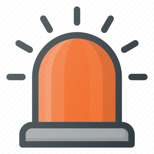 Alarm, atention, emergency, siren icon - Download on Iconfinder