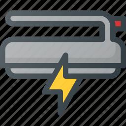 ambulance, defibrillator, electric, emergency icon