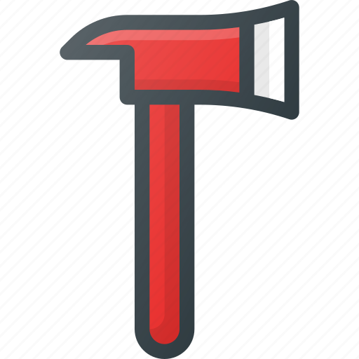 Alarm, axe, emergency, fire, help icon - Download on Iconfinder