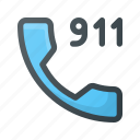 call, emergency, help, phone icon