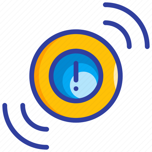Alert, emergency, panic button, safety, warning icon - Download on Iconfinder