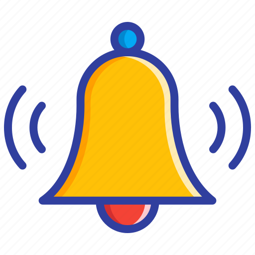 Alarm, alert, bell, safety, warning icon - Download on Iconfinder
