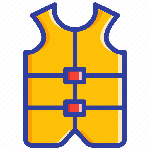 Life jacket, rescue, safety, support icon - Download on Iconfinder