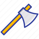 axe, emergency, safety, weapon