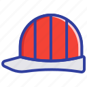 construction, hard hat, safety, worker