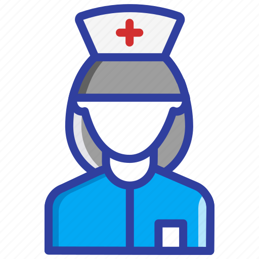 Healthcare, medical, nurse, physician, women icon - Download on Iconfinder