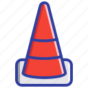 construction, emergency, road, safety, traffic cone, warning