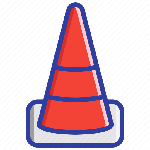 Construction, emergency, road, safety, traffic cone, warning icon - Download on Iconfinder