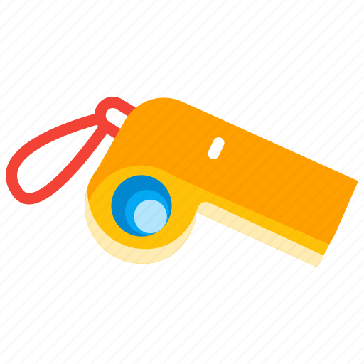 Alert, emergency, sound, whistle icon - Download on Iconfinder