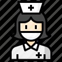 nurse, hospital, people, job, woman