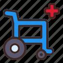 wheelchair, hospital, medical, health, healthcare