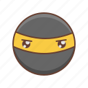 kawaii, characters, emotions, emoji