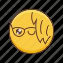 emotions, emoji, emoticon, emotion, character, avatar