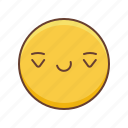 emoji, emoticon, emoticons, emotion, face, smail icon