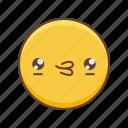 emoji, kawaii, smail