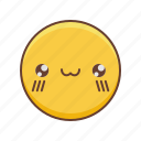 emoji, emoticon, emoticons, emotion, face, smiley icon