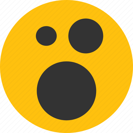 coincident, emoji, gifted, mood, surprised icon