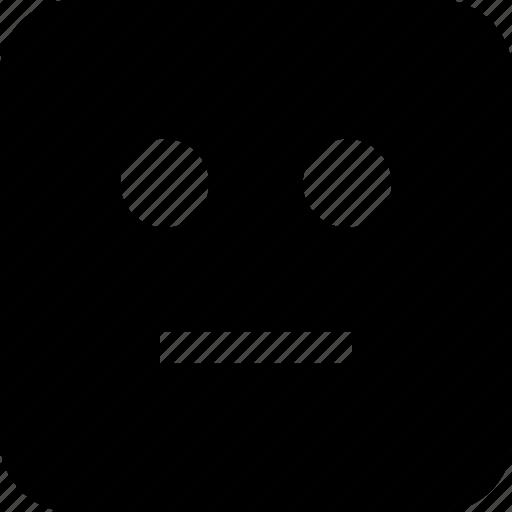 emoji, expression, face icon