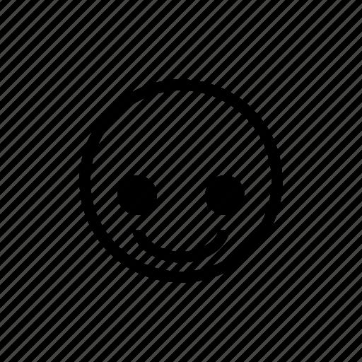 emoticon, happy, joy, smile icon