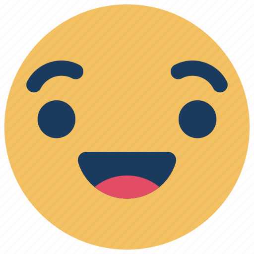 emoji, pack, party icon