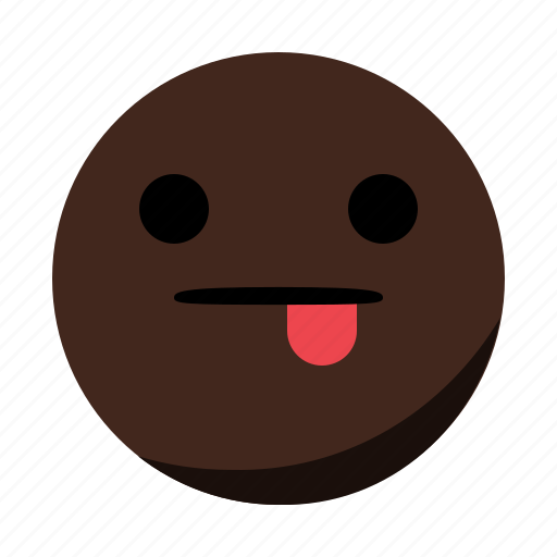 emoji, emoticon, face, tongue icon