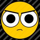 angry, emojiangry01, mad