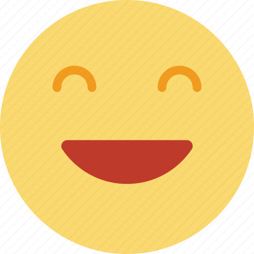 Emoji, emoticons, face, happy icon - Download on Iconfinder