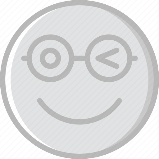 Emoji, emoticons, face, wink icon - Download on Iconfinder