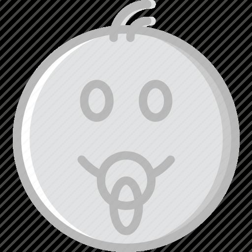 Baby, emoji, emoticons, face icon - Download on Iconfinder