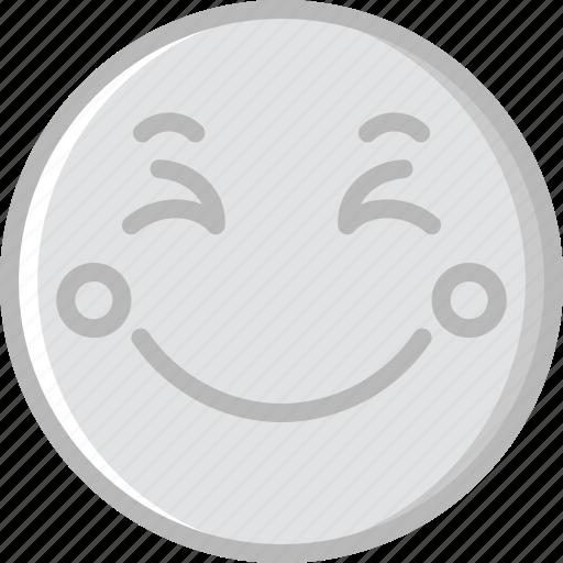 Emoji, emoticons, face, happy icon - Download on Iconfinder