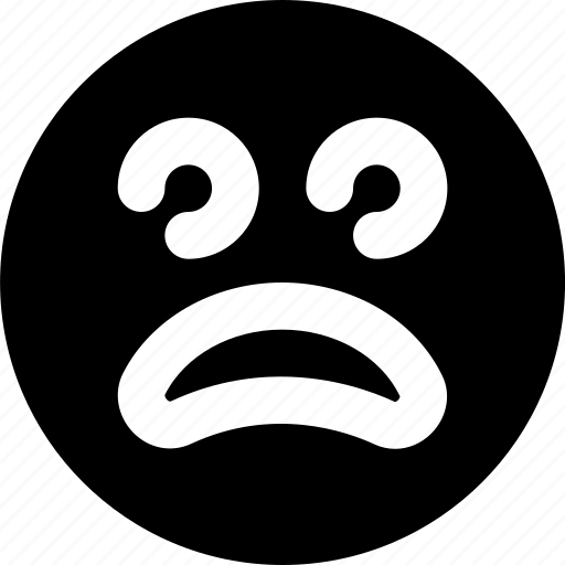 dazed, emoji, emoticons, face icon