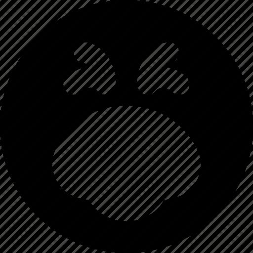 emoji, emoticons, face, sick icon