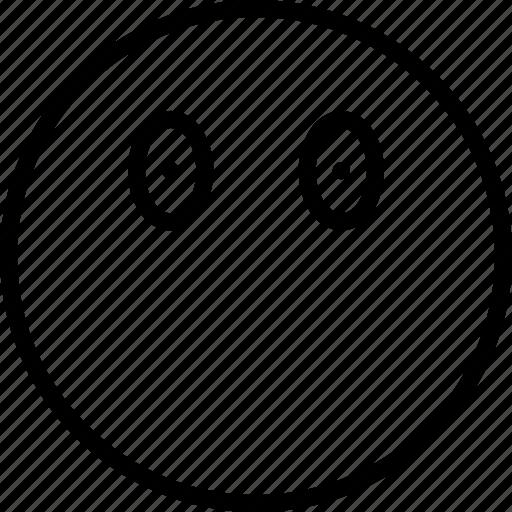 Emoticons, emoji, secret, face icon