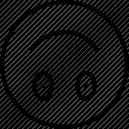 Emoji, emoticons, face, rolling icon - Download on Iconfinder