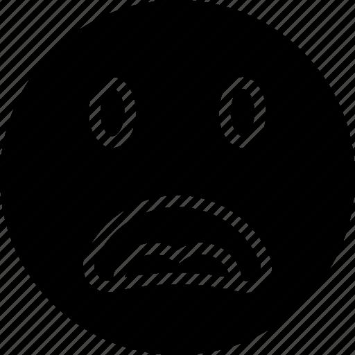 confused, emoji, emoticons, face icon
