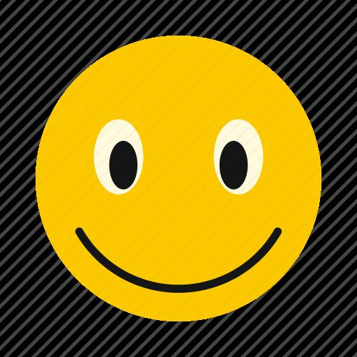 character, emoticon, emotion, face, happy, smile, smiley icon