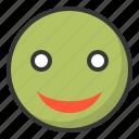 emoji, emoticon, expression, face, ghost