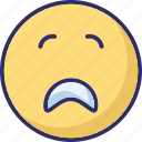 angry, emoticons, puzzle, sad icon