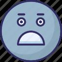 gaze emoticon, stare emoticon, surprised, wink icon